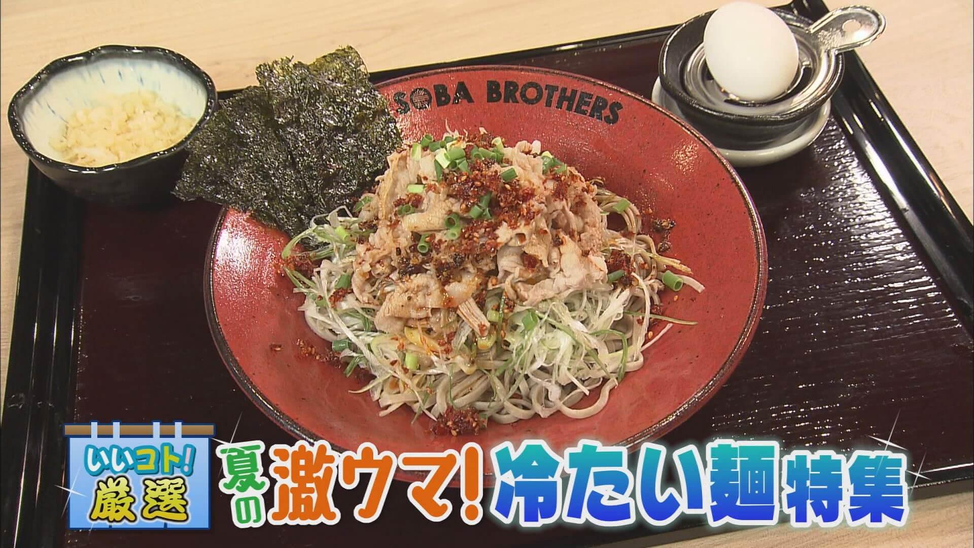 厳選 夏の激ウマ!冷たい麺特集