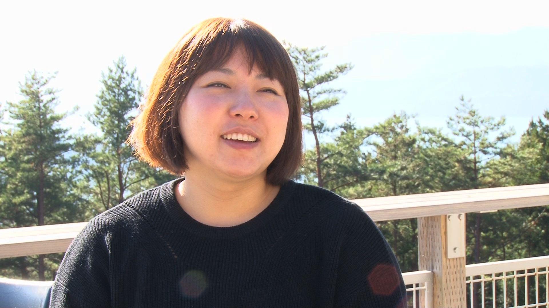 ビリーブ11-4永山智絵さん