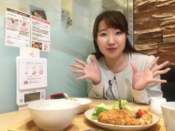 もりおかタニタ食堂がオープン1周年!
